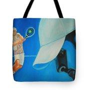 Andy Roddick Tote Bag
