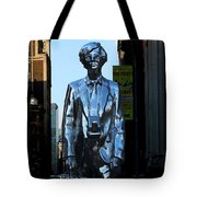 Andy Warhol New York Tote Bag by Andrew Fare