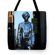 Andy Warhol New York Tote Bag