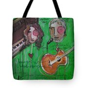 Andy White At Swallow Hill Tote Bag