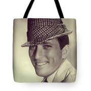Andy Williams, Singer Tote Bag