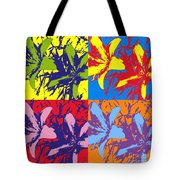 Andy's Lillies Tote Bag