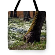Anemone Forest Tote Bag