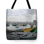 Anfoshi Tote Bag