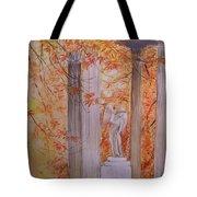 Ange  Petit Trianon Versailles Tote Bag