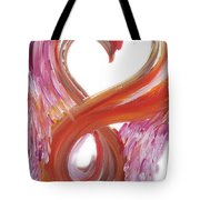 Angel Of Courage Tote Bag