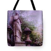Angel At Old Swedes Tote Bag