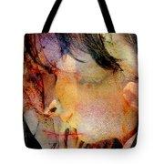 Angel Blessings Tote Bag