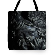 Angel Child Tote Bag