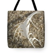 Angel Feather Tote Bag
