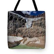 Angel Glacier Jasper 2 Tote Bag