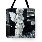 Angel In Roscommon No 3 Tote Bag