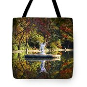 Angel In The Lake - St. Mary's Ambler Tote Bag