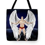 Angel Love 2  Tote Bag