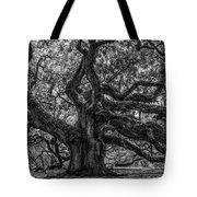 Angel Oak Tree Americana Tote Bag