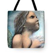 Angel Of Faith Tote Bag