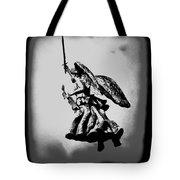 Angel Of Gettysburg Tote Bag