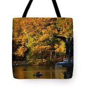 Angel Of Golden Waters Tote Bag
