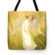 Angel Of Grace Tote Bag