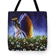 Angel Of Harmoy Tote Bag