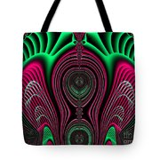 Angel Of Lifes Aura Fractal 114 Tote Bag