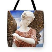 Angel Of Mercy Tote Bag
