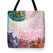 Angel Of Protection  Tote Bag