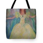 Angel Of Sunshine Tote Bag