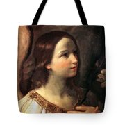 Angel Of The Annunciation Tote Bag