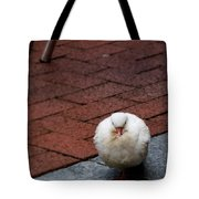 Angel Of The City Tote Bag