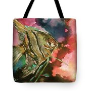 Angel Of The Sea Tote Bag