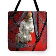Angel Of The Seas Tote Bag