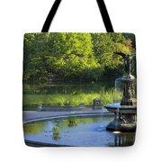 Angel Of The Waters Tote Bag