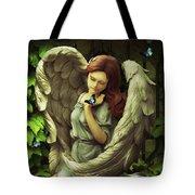 Angel Oriphiel Tote Bag
