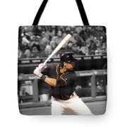 Angel Pagan Tote Bag