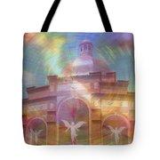 Angel Sanctuary Tote Bag
