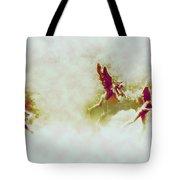 Angel Song Tote Bag