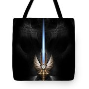 Angel Wing Sword Of Arkledious Dgs Tote Bag