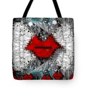 Angel Wings Comes In Love Tote Bag