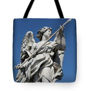 Angel With The Lance  Tote Bag