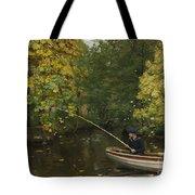 Angel Young Santander Tote Bag