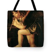 Angel2 Tote Bag