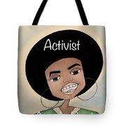 Angela Davis #2 Tote Bag