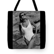 Angela White One Piece-0643 Tote Bag