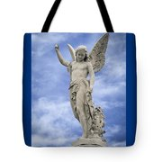 Angelic Peace And Beauty Tote Bag