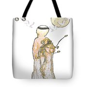 Angelita Blanco Tote Bag