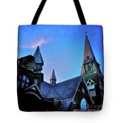 Angels Among Us - The Three Sisters Tote Bag