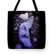 Angels And Fireflies Tote Bag