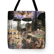 Angels Art Tote Bag