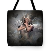 Angels Bliss Tote Bag